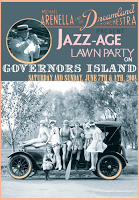 Things I Love Today:  Jazz-Age Lawn Party
