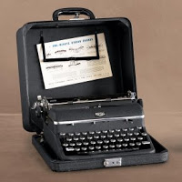 Inspired: Typewriter