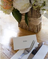 Wedding Wednesday: Little Details