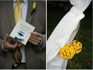 Wedding Wednesday: Yellow Inspiration