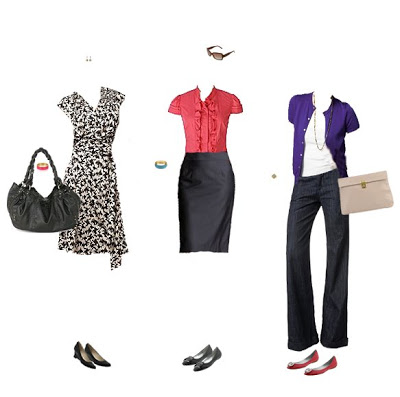 What to Wear: Junior Executive