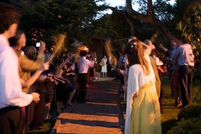Wedding: The Exit