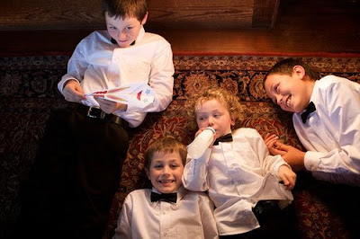 Wedding: Ringbearers