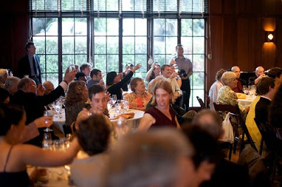 Wedding: Dinner