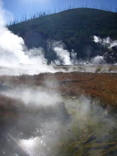 Honeymoon: Yellowstone