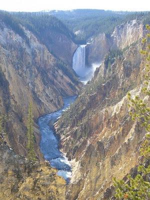 Honeymoon: Yellowstone Canyons