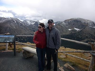 Honeymoon: Trail Ridge Pass