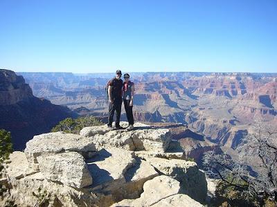 Honeymoon: Grand Canyon