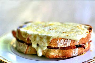 Recipe: Cheese on Toast