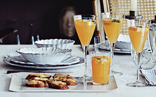 Party Recipe: Holiday Brunch