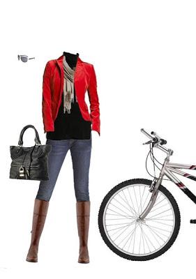 What to Wear: Biking in December