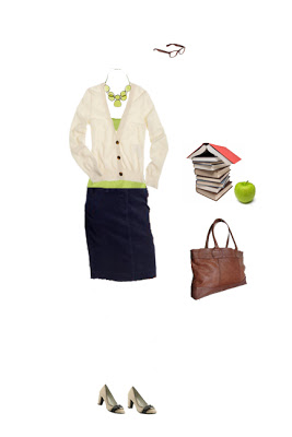 What to Wear: Student Teacher