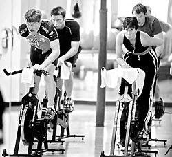 To Do: Spin Class