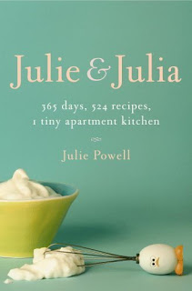 Book Report: Julie & Julia