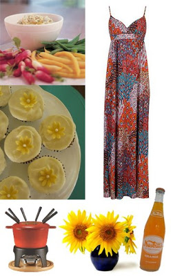 Party Recipe: 70's Baby Shower