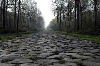 Inspired: Paris Roubaix