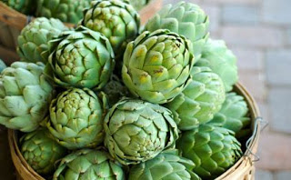 Recipe: Artichokes