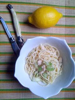 Recipe: Angel hair Pasta Salad with Lemon and Tuna