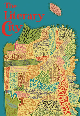 Coveted: Literary Map