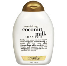 Things I Love Today: Coconut Shampoo