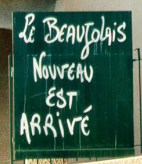 Things I Love Today: Beaujolais Nouveau