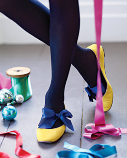 To Do: Bows on Shoes