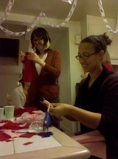 Ladies Activity Club: Valentine's Wreaths