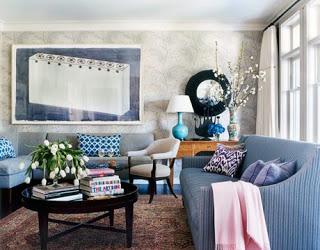Decorating: True Blue