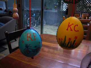 To Do: Egg Decorations