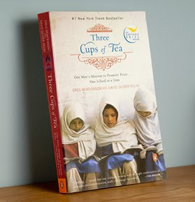 Book: Three Cups of Tea