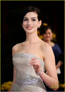 Ball Inspiration: Anne Hathaway