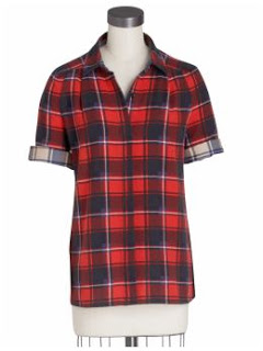 Camp Week: Plaid Shirt