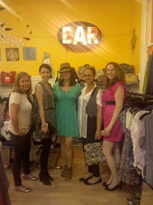 Ladies Activity Club: Fashion Challenge