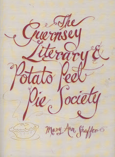 Book Report: Guernesy Literary & Potato Peel Pie Society