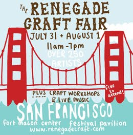 To Do: Renegade Craft Fair