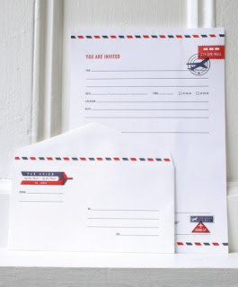 Inspired: Air Mail