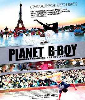 Watch: Planet B-Boy