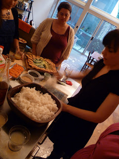 Ladies Activity Club: Japanese Night