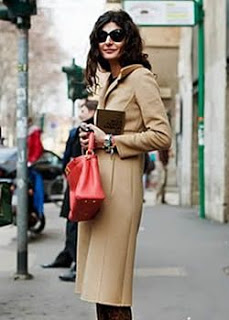Top 5 For Fall: Camel Coat