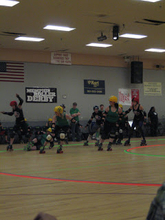 Memphis Highlights: Roller Derby