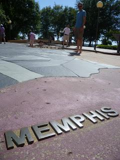 Memphis Highlights: River Walk