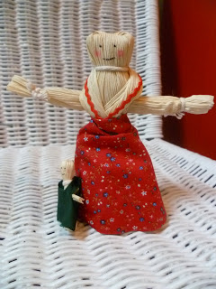 To Do: Corn Husk Dolls