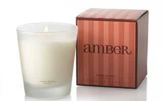 Gifted: Amber Candle