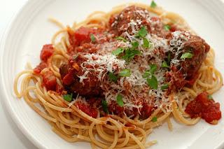 Recipe: Protein Pomodoro Pasta