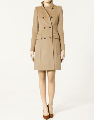 Sale Alert: Camel Coat