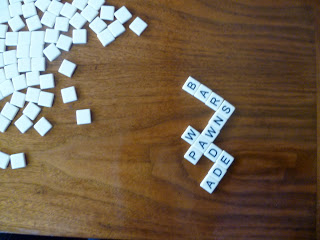 To Do: Bananagrams
