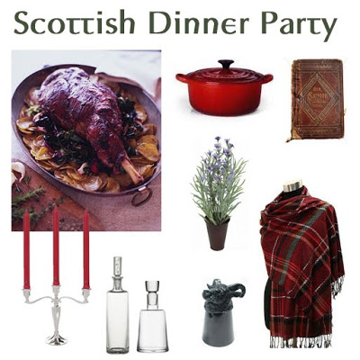 Party Recipe: Scottish Dinner