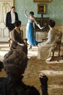 Inspired: Downton Abbey
