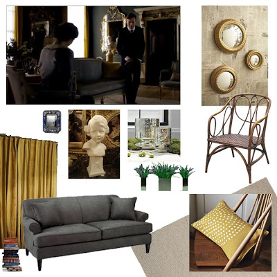 What to Decorate: Downton Abbey