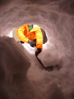 To Do: Snow Cave